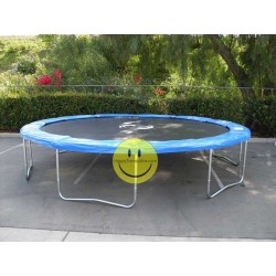 16' Galactic Xtreme Trampoline ONLY / NO NET ENCLOSURE